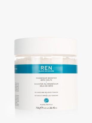 Ren Skincare Magnesium Booster Bath Salts, 750g