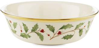Lenox Holiday Bone China All Purpose Bowl