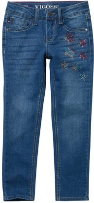 Vigoss A Star Is Born Ankle Jeans (Big Girls)