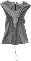 Alyx Grey Wool Top for Women