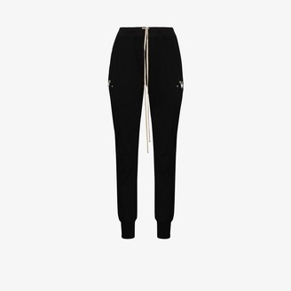 Rick Owens Fitted Track Pants