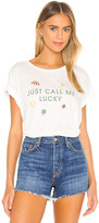 Wildfox Couture Lucky Charm Manchester Tee
