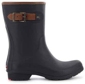 Chooka Women City Solid Rain Boot Women Shoes