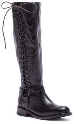 Bed Stu Bed Stu Burnley Knee-High Corset Boot