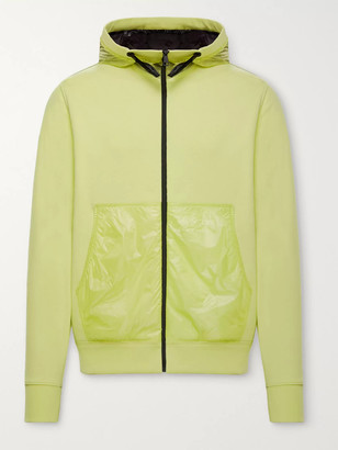 MONCLER GENIUS 5 Moncler Craig Green Shell-Panelled Jersey Hoodie