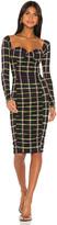 Jonathan Simkhai x REVOLVE Ruched Midi Dress