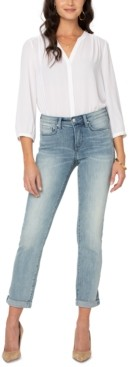 NYDJ Affection Tummy-Control Jeans