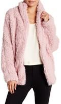 Romeo & Juliet Couture Faux Fur Coat