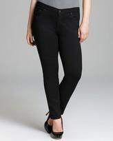 James Jeans Plus Twiggy Z Five-Pocket Skinny Jeans