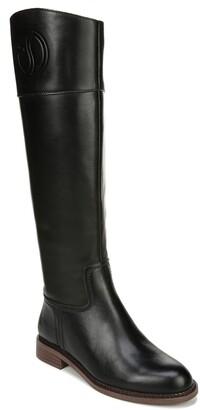 Franco Sarto Hudson Leather Riding Boot