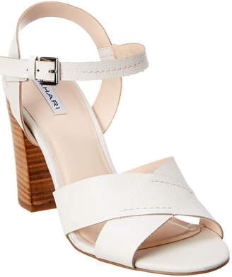 Tahari Marianne Leather Sandal