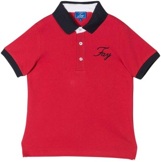 Fay Red Polo