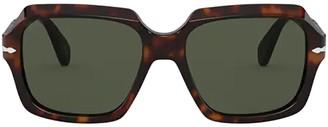 Persol Po0581s Havana Sunglasses