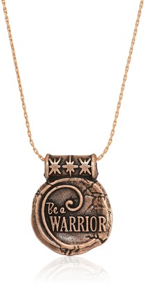 Alex and Ani 'A Wrinkle in Time' Rose Gold Be A Warrior Expandable Necklace