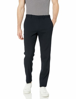 Theory Men's Payton Tailored Seer Sucker Pant