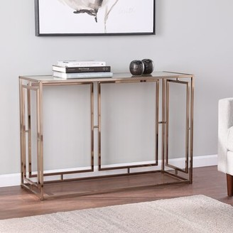 """Mercer41 43.75"""" Console Table"""