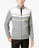 INC International Concepts Men's Faith & Fear Full-Zip Stand-Collar Jacket, Only at Macy's