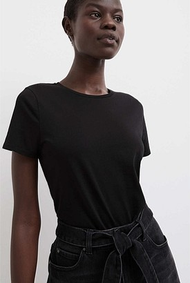Witchery Crew Neck Fitted Tee