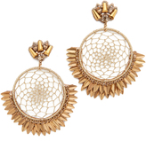 Deepa Gurnani Deepa By Pixie Earrings