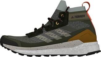 adidas Terrex Free Hiker Blue-ef6587 Women's Walking Shoe