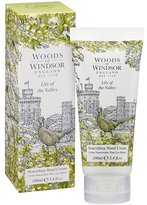 Woods of Windsor Lily Of The Valley By Hand Cream 3.4 Oz