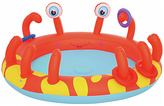Bestway H2OGO! Interactive Crab Play Pool - 5.5ft - 129L