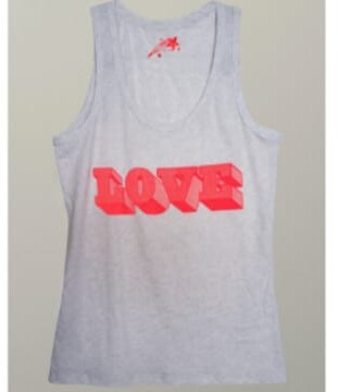 Thumbnail for your product : Margaux Love Print Vest