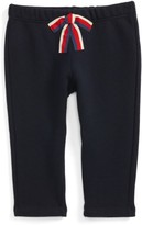 Gucci Infant Girl's Bow Knit Pants