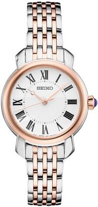 Seiko Women's Essentials Stainless Steel Watch
