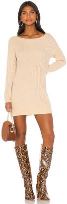 Lovers + Friends Nolan Sweater Dress