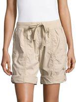 Calvin Klein Cotton-Blend Cargo Shorts