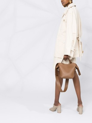 Acne Studios Multi-Pocket Belted Jacket