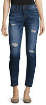 Dittos Gina Distressed Skinny Jeans
