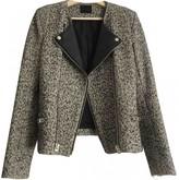 Hotel Particulier Grey Tweed Jacket for Women