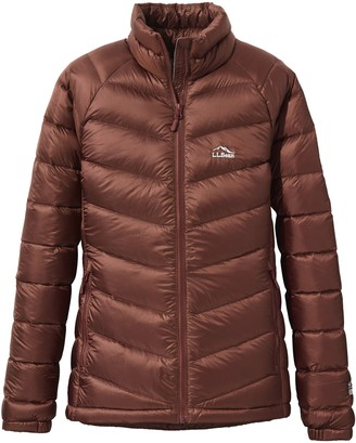 L.L. Bean Ultralight Water Resistant 850 Power Down Jacket