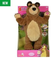 Simba Masha and the Bear Sound and Function Bear