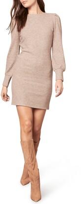 Bb Dakota X Steve Madden BB Dakota Knit The Scene Long Sleeve Sweater Dress