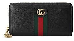 Gucci Women's Ophidia Zip Around Wallet