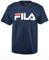 Fila Men's Printed Logo Tee T Shirt (M, )