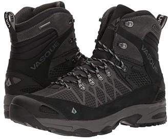 Vasque Saga GTX (Jet Black/Magnet) Men's Shoes