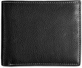 Tasso Elba Tasso Alba Men's Naked Milled Wallet, Created for Macy's