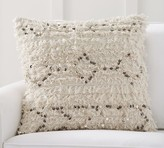 Pottery Barn Moroccan Wedding Blanket Pillow Cover