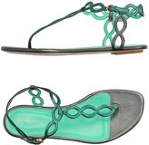 Sergio Rossi Thong sandals