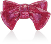 Judith Leiber Couture Crystal Bow Clutch