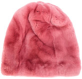 Marni textured hat - women - Rabbit Fur/Acrylic/Polyester/Wool - M