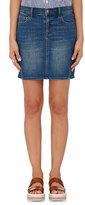 J Brand Women's Rosie Denim Miniskirt
