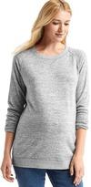 Gap Softspun marl sweatshirt