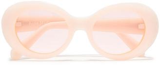 Acne Studios Round-frame Acetate Sunglasses