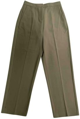 N°21 N21 Khaki Trousers for Women