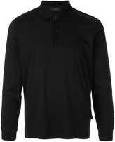 D'urban long-sleeved polo shirt